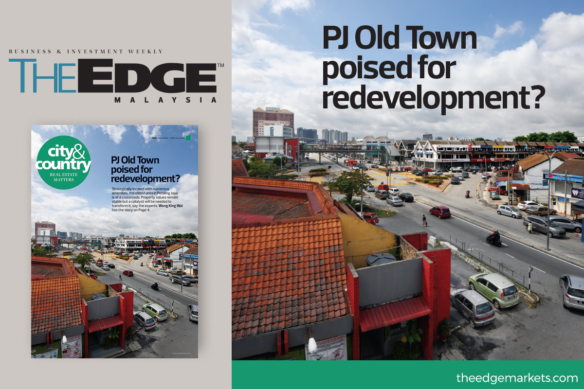 PJ Old Town poised for redevelopment?