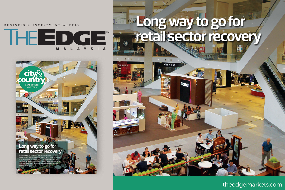 Long way to go for retail sector recovery