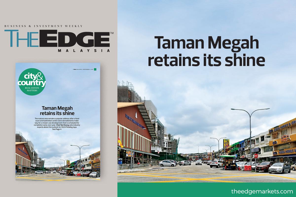 Taman Megah retains its shine