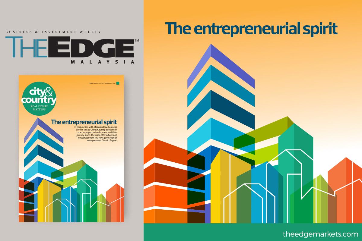 The entrepreneurial spirit