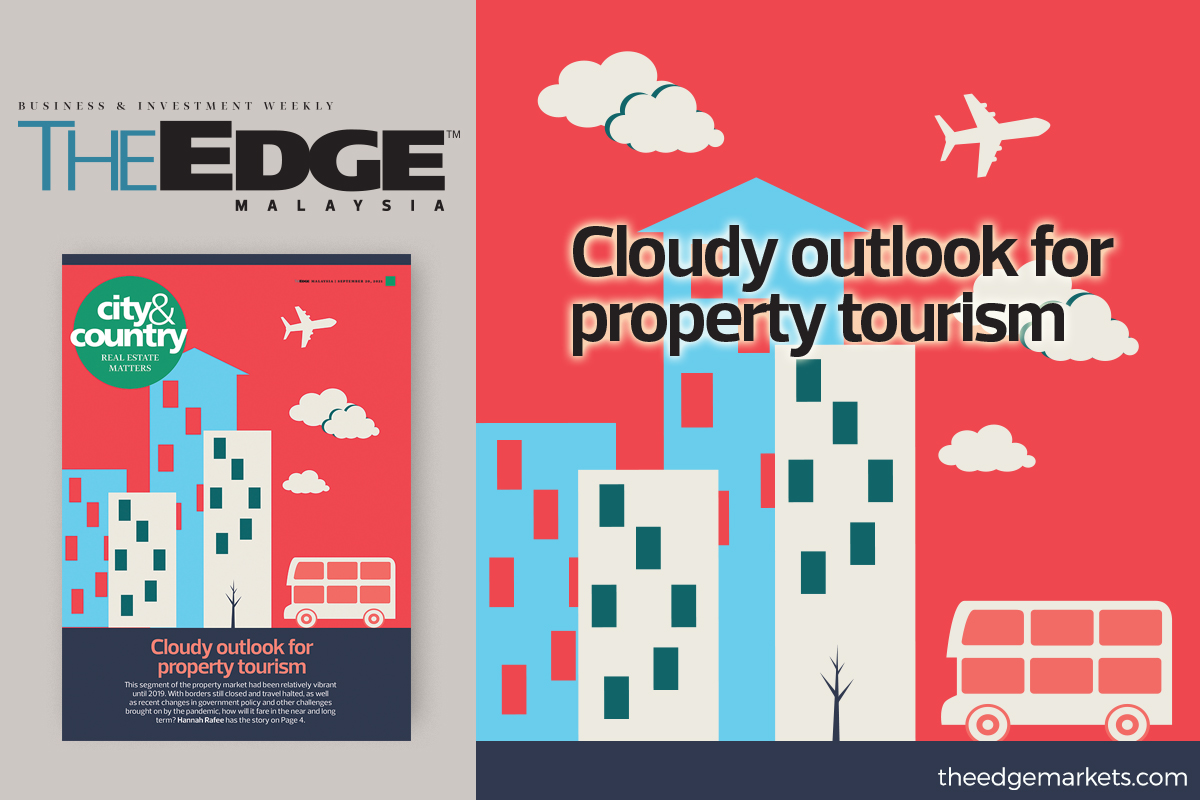 Cloudy outlook for property tourism