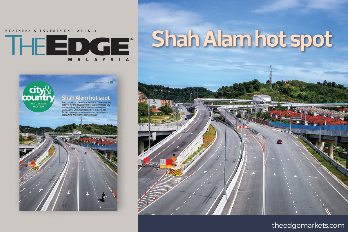 Why it's worth paying attention to these three sections in Shah Alam