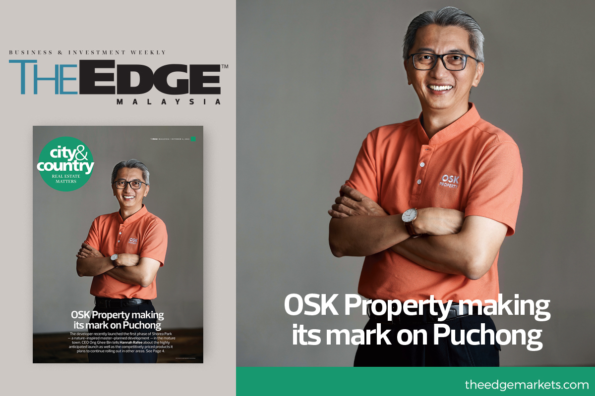 OSK Property making its mark on Puchong