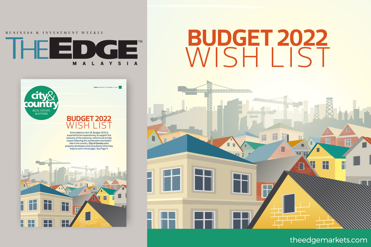 What's on the property sector's Budget 2022 wish list?