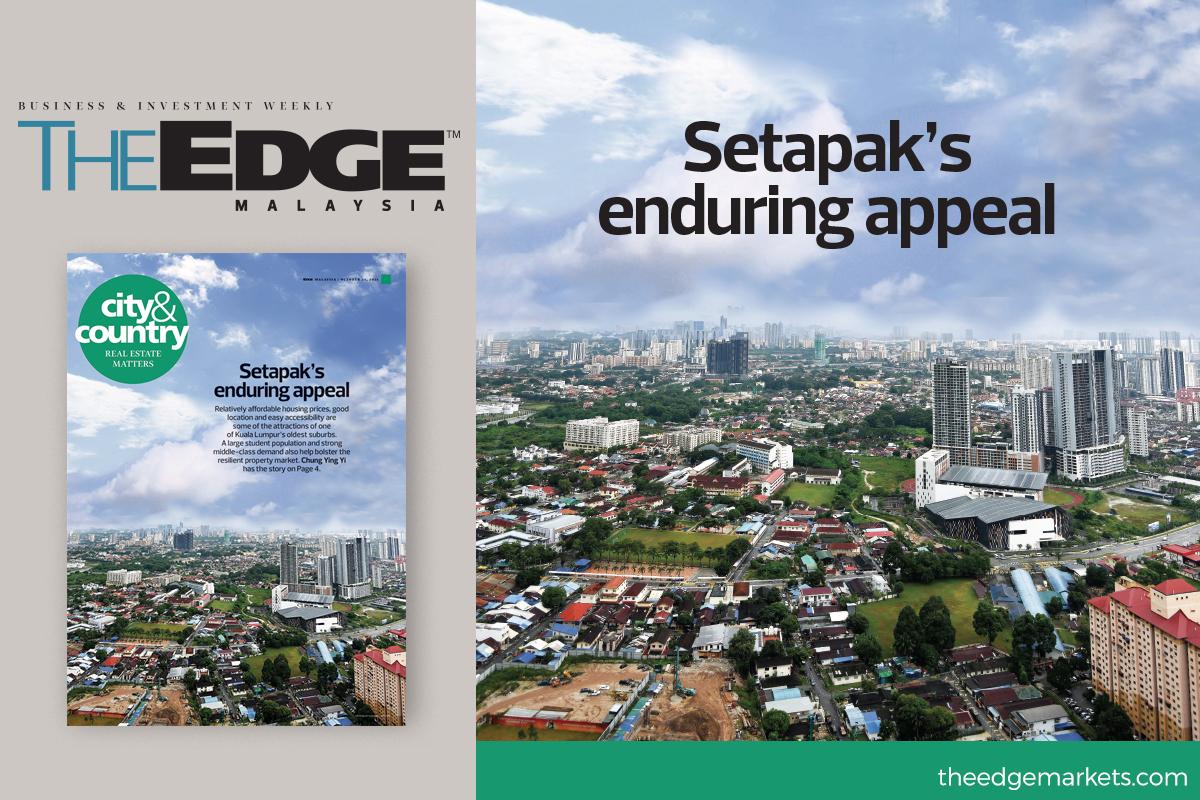 Setapak's enduring appeal