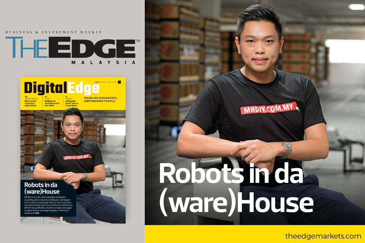 Robots in da (ware)House
