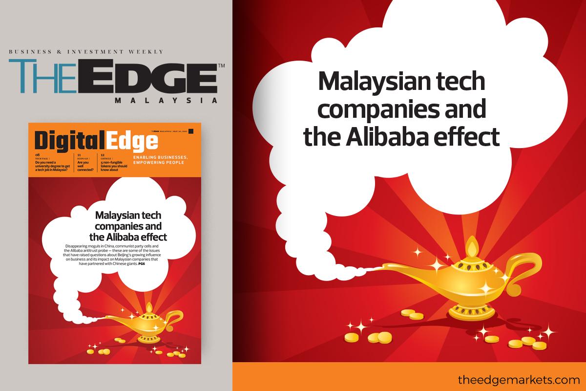 Malaysian tech companies and the Alibaba effect