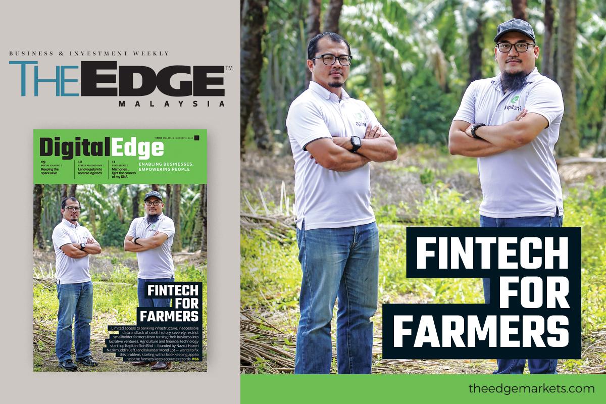 Fintech for farmers