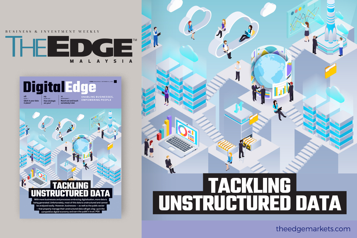 Tackling unstructured data