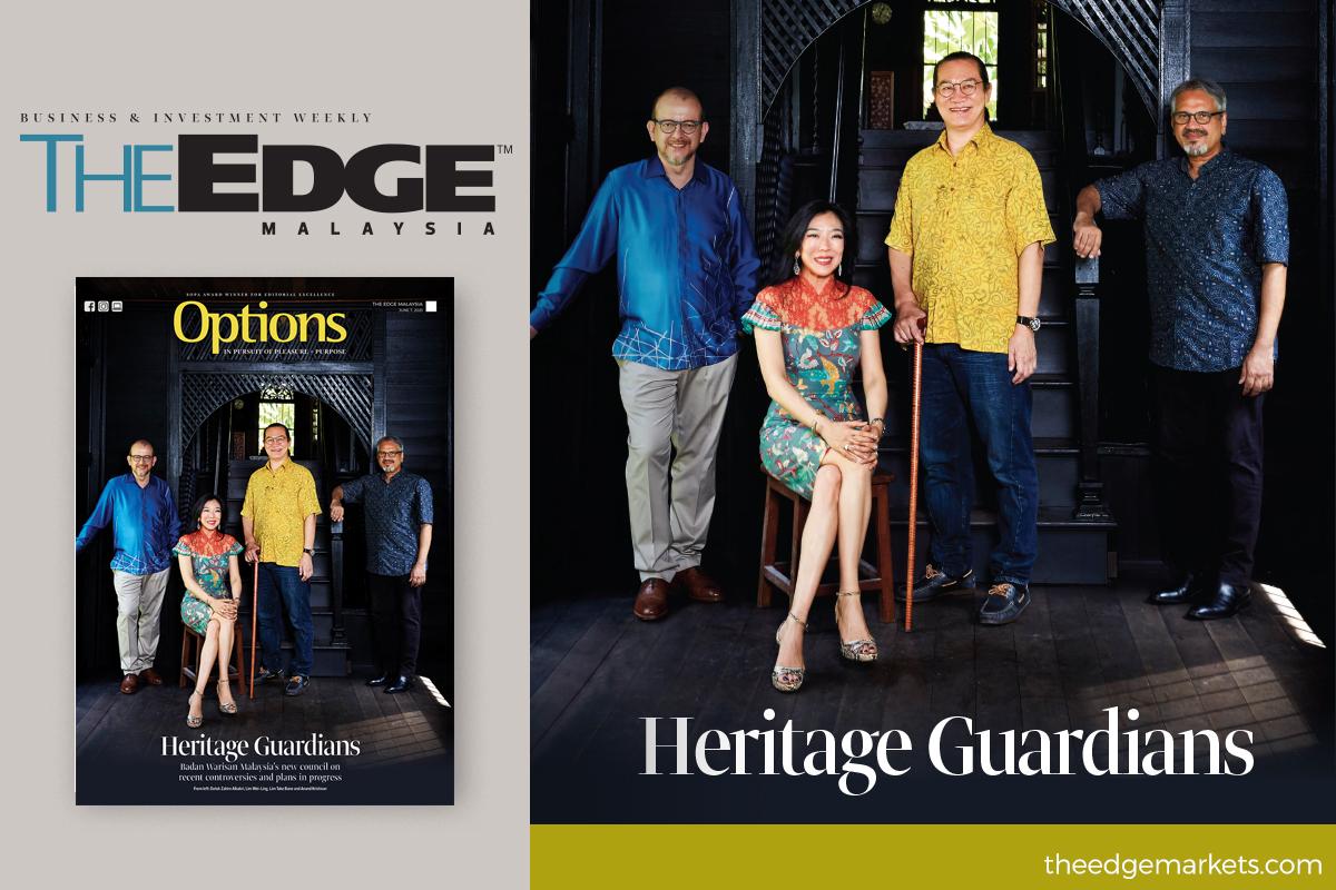 Heritage guardians
