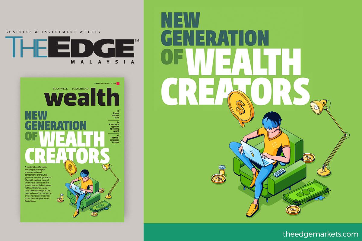 New generation of wealth creators
