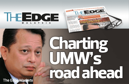 Charting UMW's road ahead