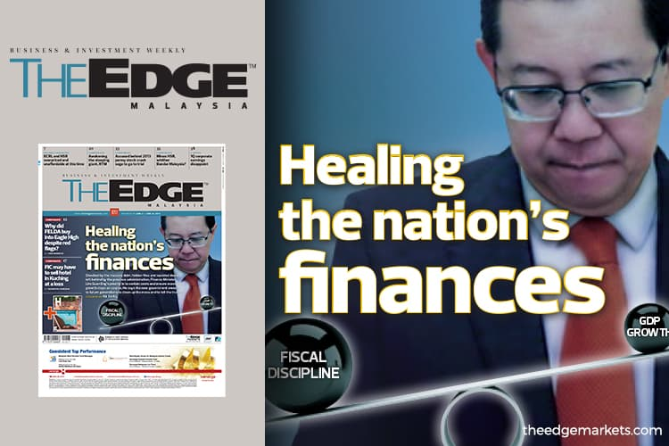 Finance minister Guan Eng has 'got to be stingy'