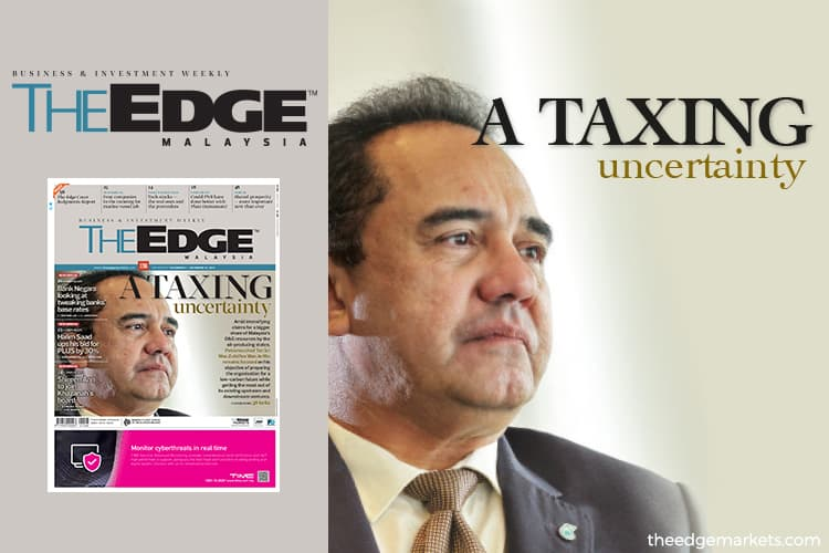 A taxing uncertainty: Petronas' take on oil royalty, O&G industry and a low-carbon future