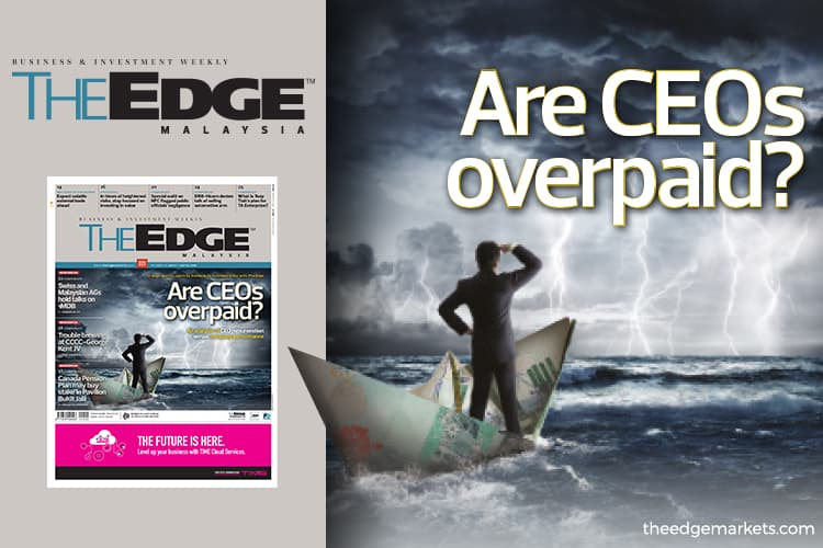 Are CEOs overpaid?
