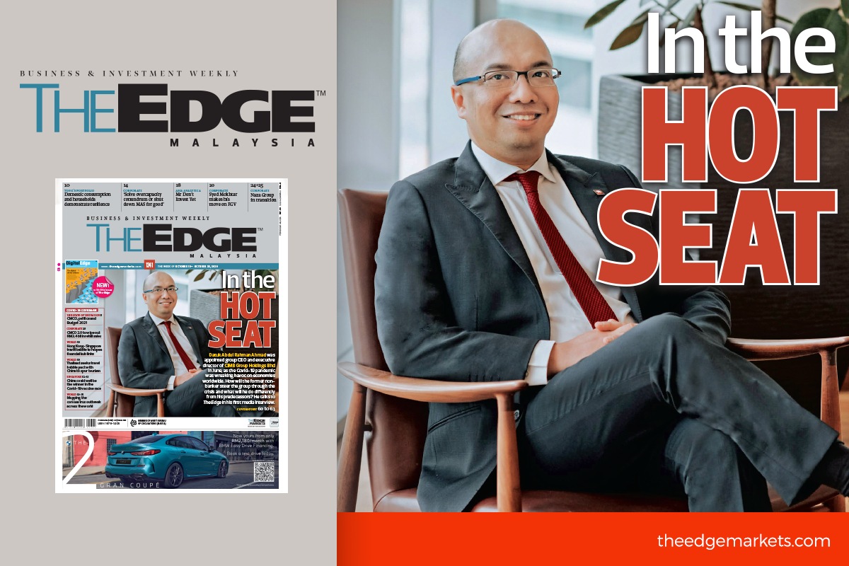Bringing a non-banker perspective to CIMB