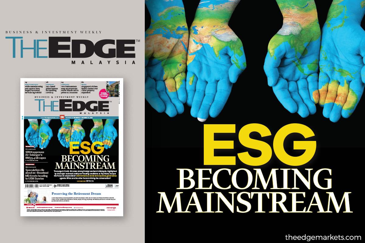 ESG becoming mainstream