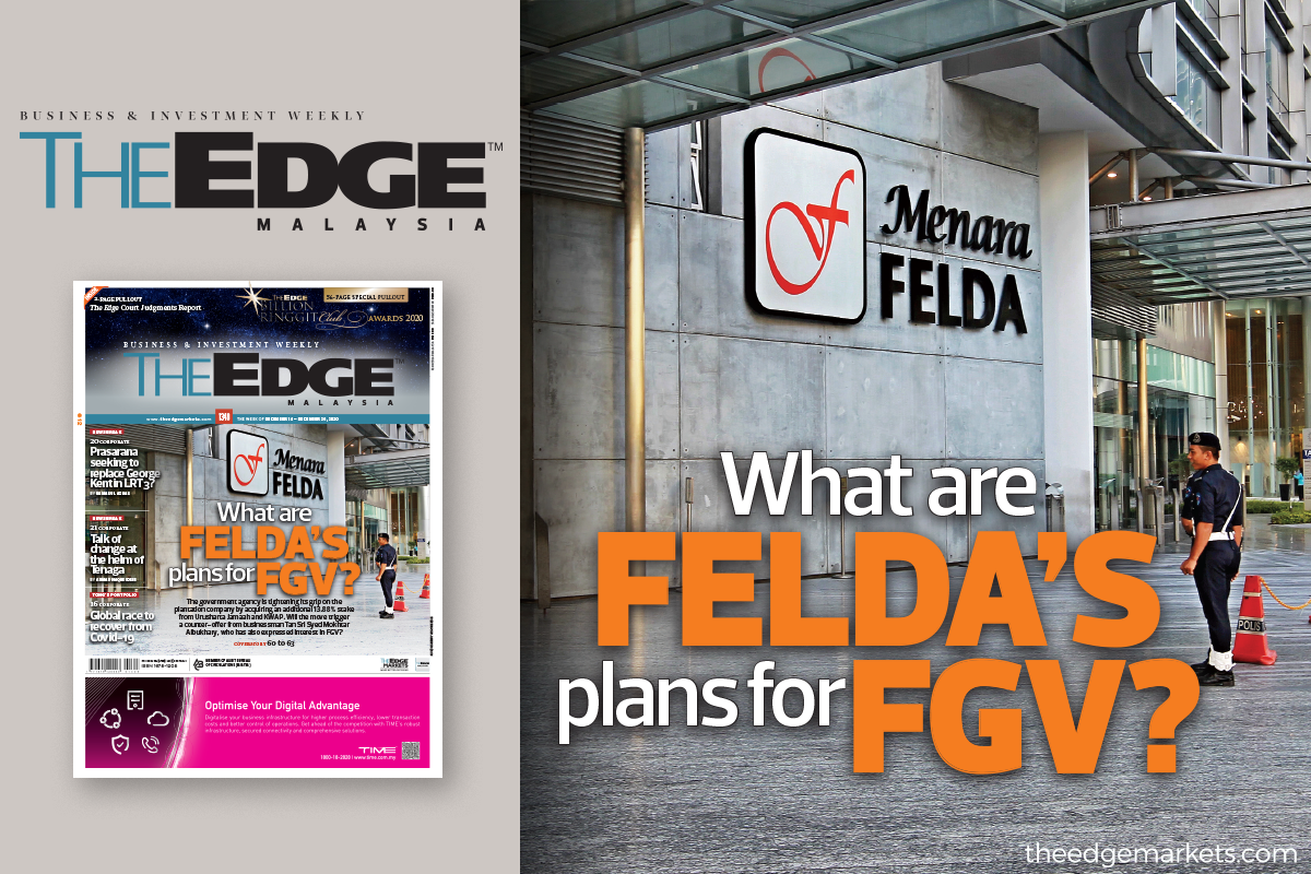Where is FGV heading?