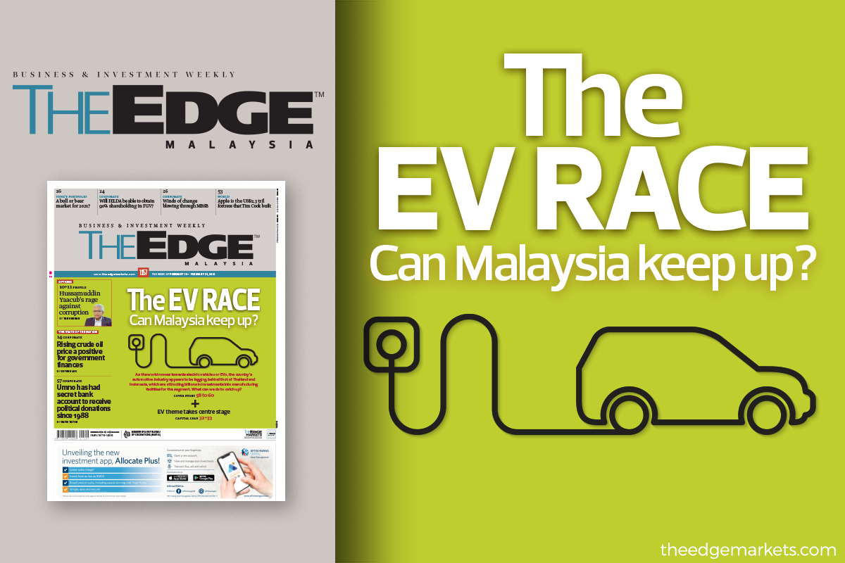 The race for EV — can Malaysia keep up?