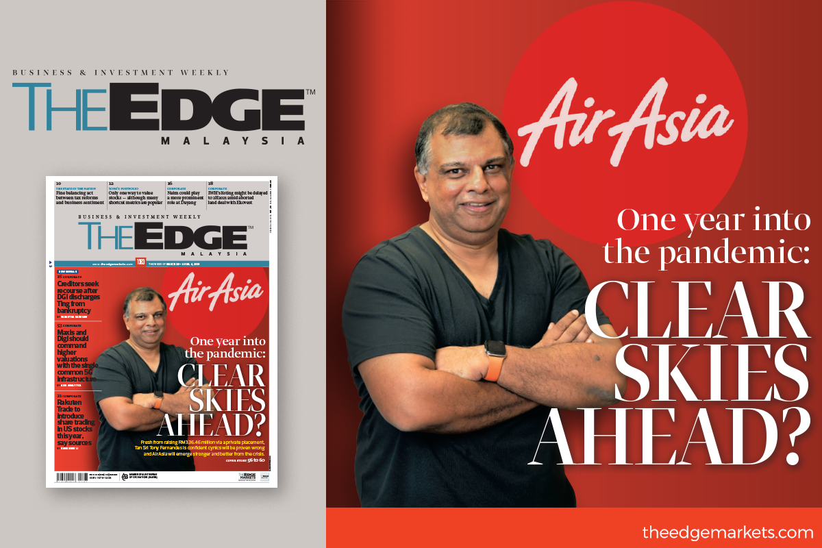 Is it clear skies ahead for AirAsia?
