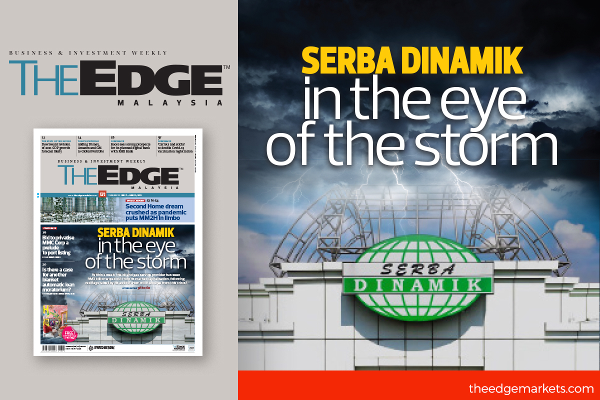 With so much going on, will Serba Dinamik ever regain its lost lustre?