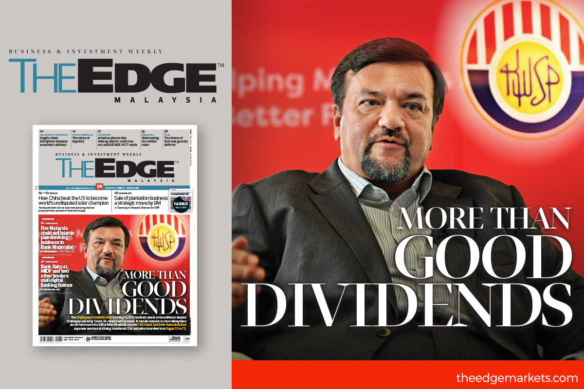 EPF: More than good dividends