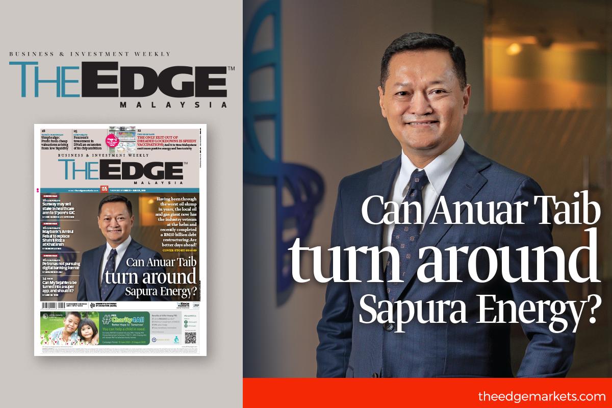 Can Anuar Taib turn around Sapura Energy?