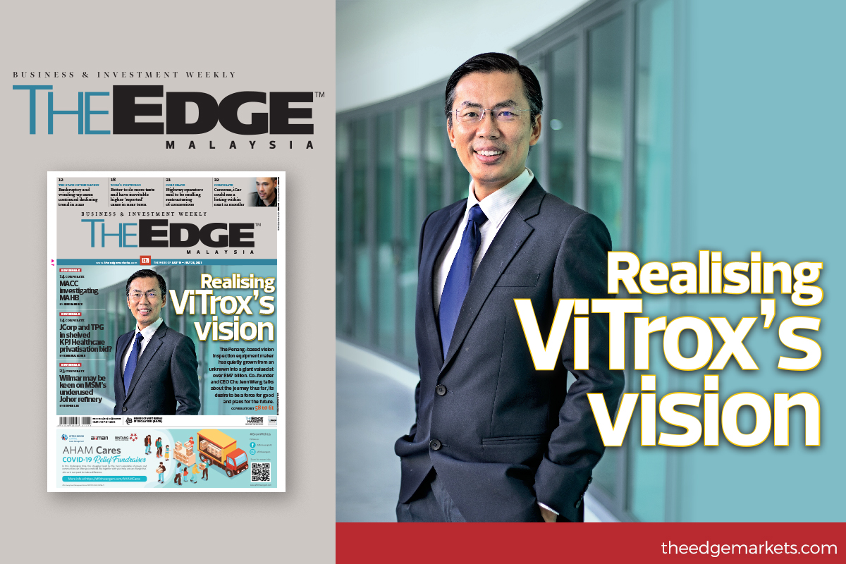 Realising ViTrox's vision
