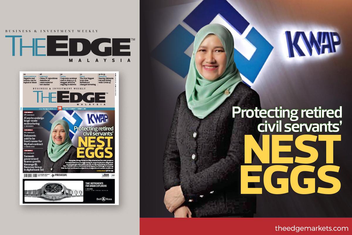 Protecting retired civil servants' nest egg