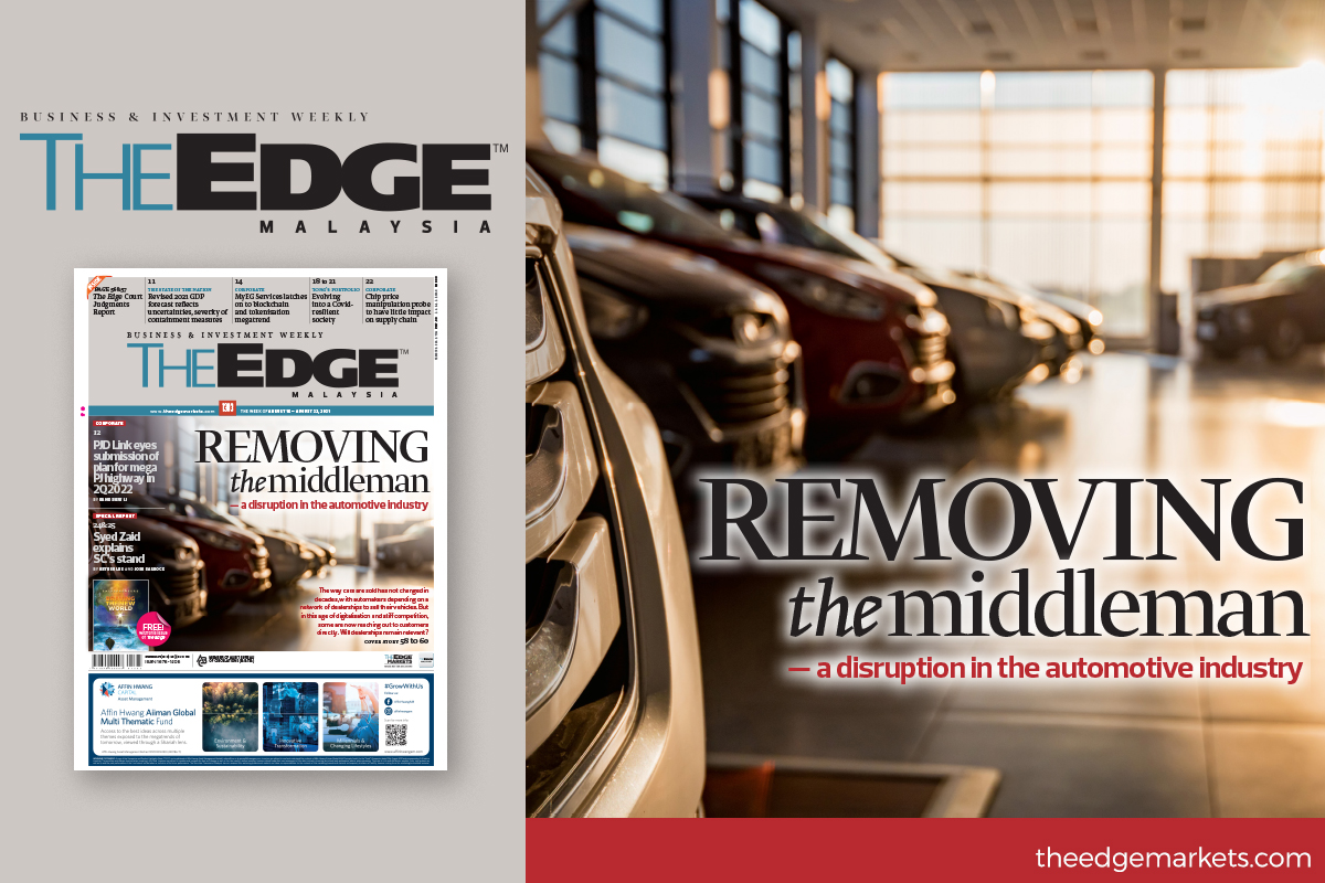 Removing the middleman in the automotive industry