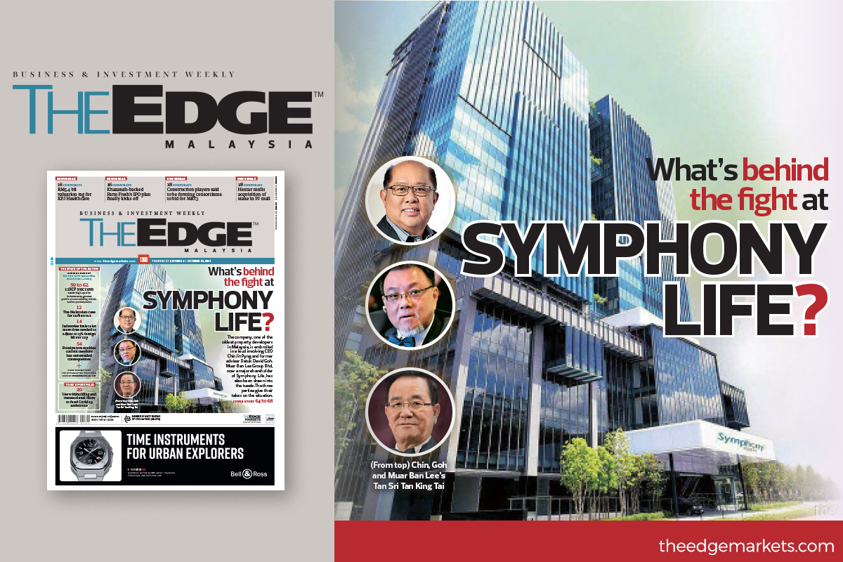 What's behind the fights at Symphony Life?
