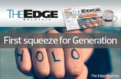 First squeeze for Generation