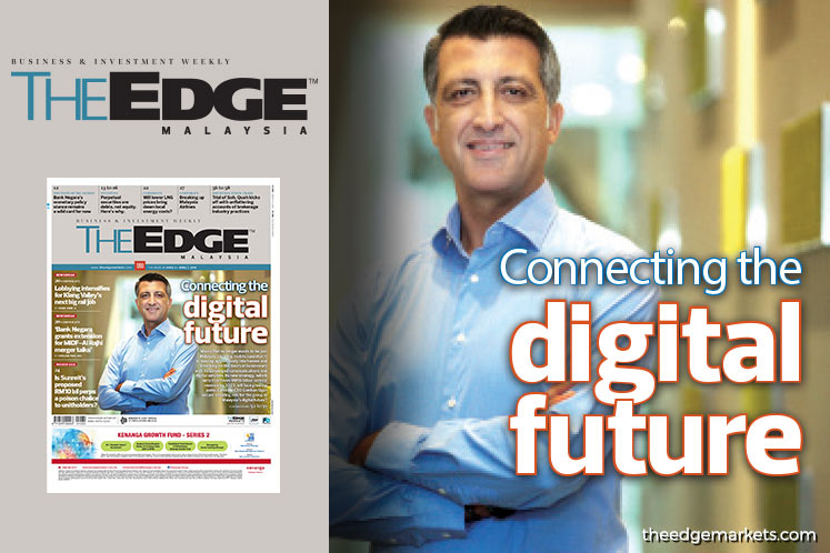 Connecting the digital future