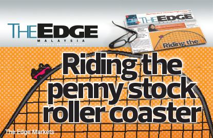It's penny stocks open season
