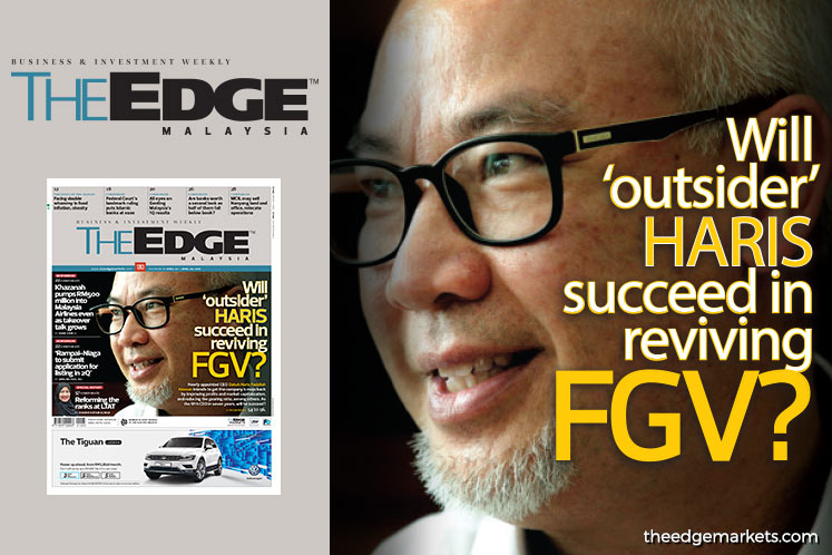 Can Haris revive FGV?