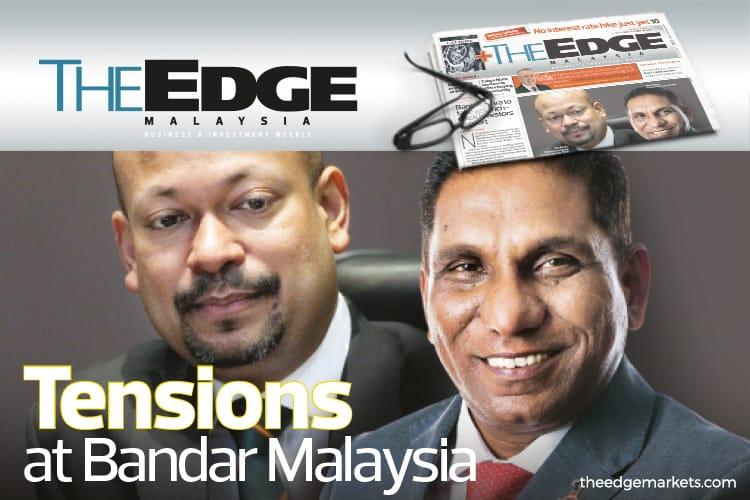 Growing tension at Bandar Malaysia