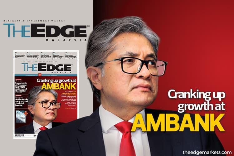 Cranking up growth at AmBank