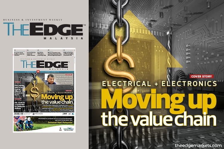 Can Malaysia move up the E&E sector value chain?