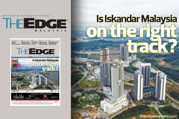 Is Iskandar Malaysia on the right track?