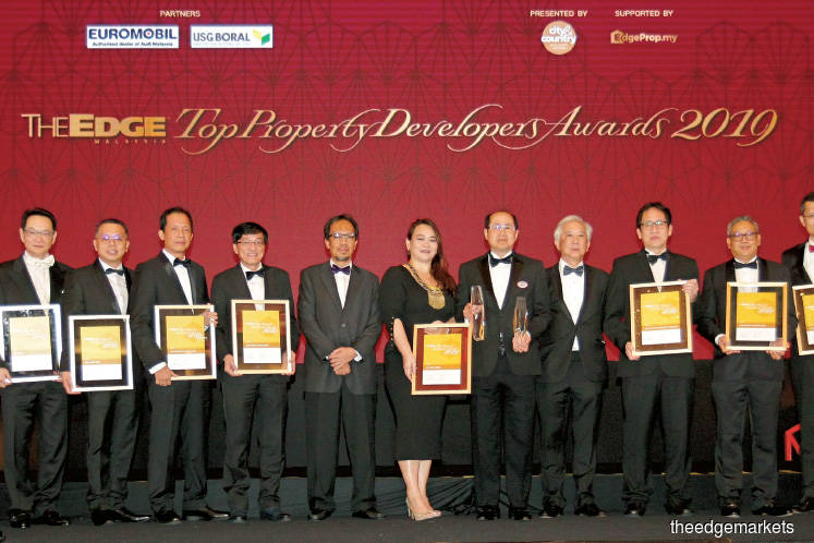 Recognising the best in property development