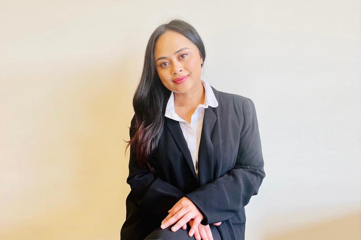 TFP Solutions executive director Puteri Munawarah Syammiyah Munir.