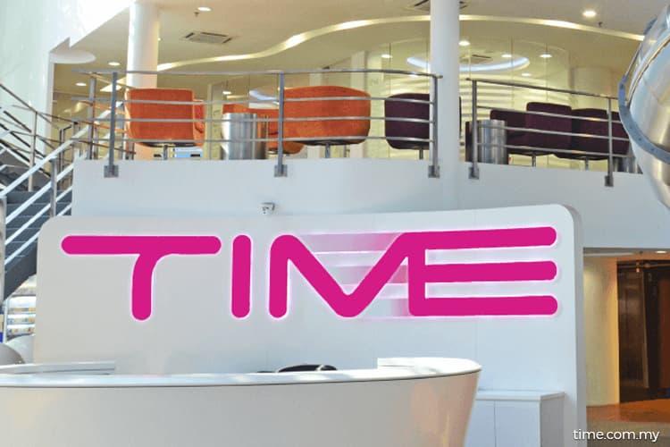 TIME dotCom 1Q net profit rises to RM63.13m