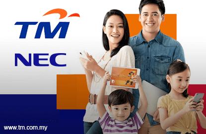 Telekom Malaysia-NEC submarine cable lands in Melaka