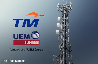 UEM阳光与马电讯共同承接公寓项目