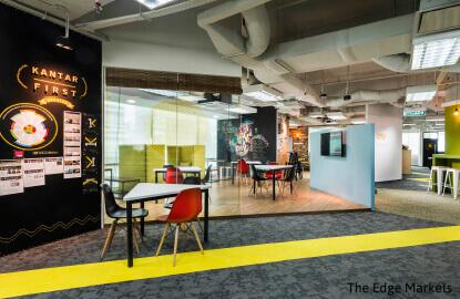 Creative, comfortable + collaborative