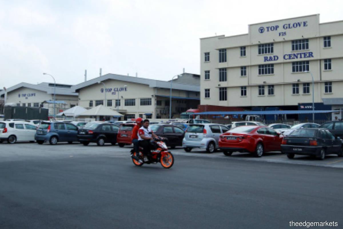 Can Top Glove surpass market cap of Asean's largest bank?