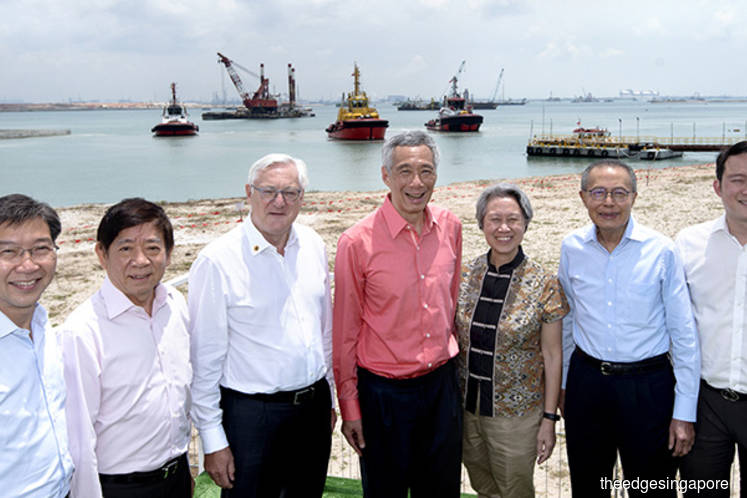 Tuas Megaport set to 'rethink the future of shipping': PM Lee
