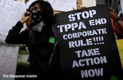 TPP allows Internet censorship to favour big corporations, say Pakatan MPs