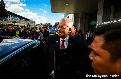 PM Najib says Govt to build 5,000 affordable homes in Sarawak