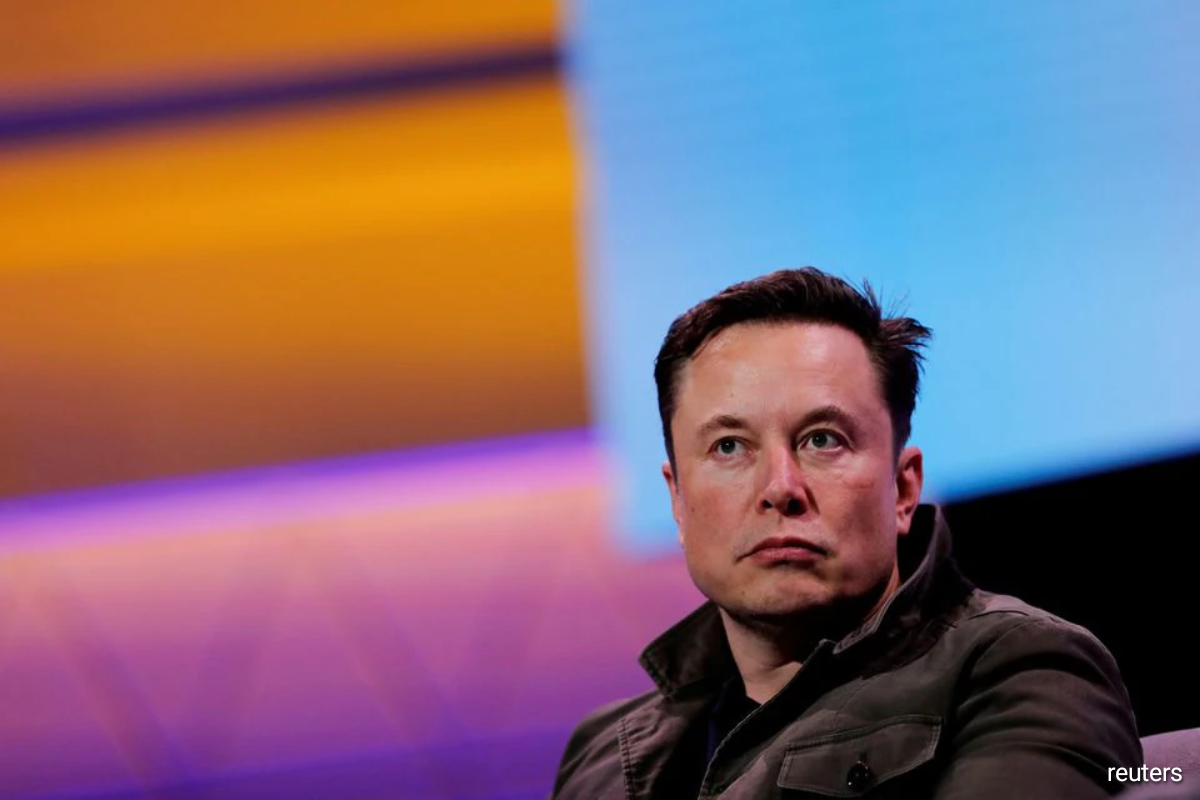 """More of a challenge when we get into the several million user range,"" Musk said."
